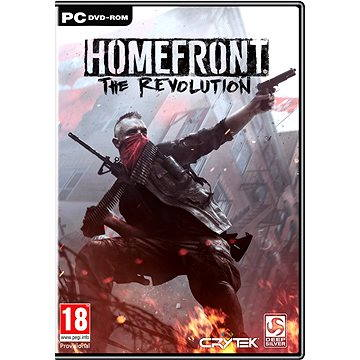 Homefront: The Revolution D1 Edition CZ