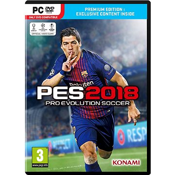 Pro Evolution Soccer 2018 Premium Edition (4012927077221)