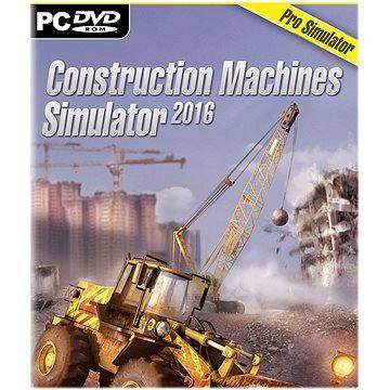 Construction Machines Simulator 2016 (8595071033634) + ZDARMA Digitální předplatné LEVEL - Level253