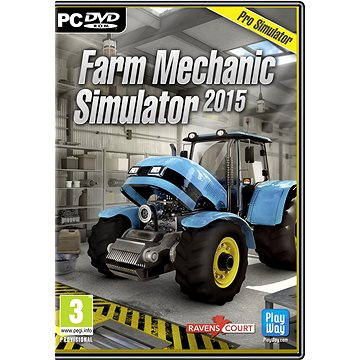 Farm Mechanic Simulator 2015 (8595071033672) + ZDARMA Digitální předplatné LEVEL - Level269