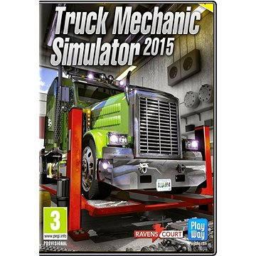 Truck Mechanic Simulator 2015 (8595071033627) + ZDARMA Digitální předplatné LEVEL - Level253