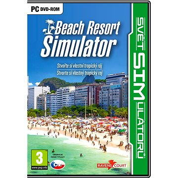 Beach Resort Simulator (8595071033641)