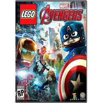 LEGO Marvel Avengers (5908305211891)