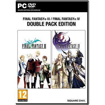 Final Fantasy III / Final Fantasy IV Double Pack Edition + ZDARMA Digitální předplatné LEVEL - Level253