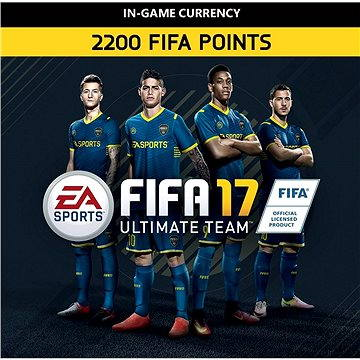 FIFA 17 2200 FUT Points (1042148)