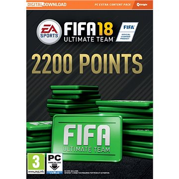 FIFA 18 - 2200 FUT Points (1056267)