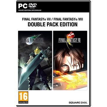 Final Fantasy VII / Final Fantasy VIII Double Pack Edition
