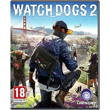 Watch Dogs 2 CZ