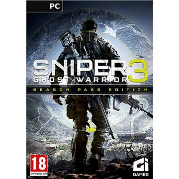 Sniper: Ghost Warrior 3 Season Pass Edition (5907813591969)
