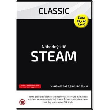 Náhodný klíč Steam Classic (8592720122534) + ZDARMA Digitální předplatné LEVEL - Level269