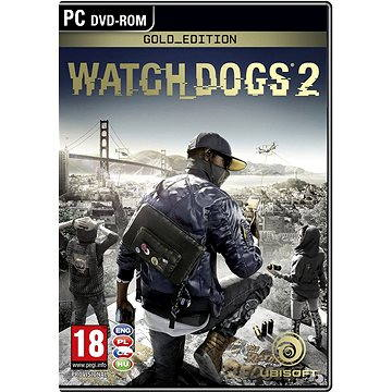 Watch Dogs 2 Gold Edition CZ (USPC07812)