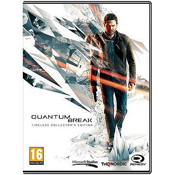 Quantum Break Timeless Collectors Edition (9006113009276)