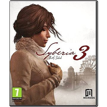 Syberia 3 Collectors Edition (3760156481494)