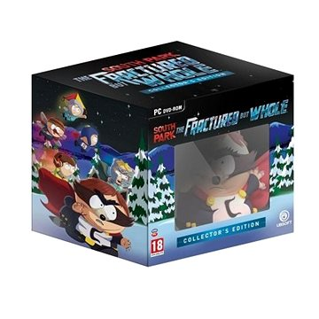 South Park: The Fractured But Whole Collectors Edition (3307215973431)