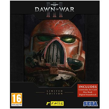 Warhammer 40,000: Dawn of War III Limited Edition (5055277028498)