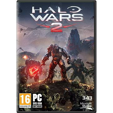 Halo Wars 2 Standard Edition (9006113009832)