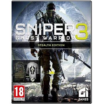 Sniper: Ghost Warrior 3 Stealth Edition (5907813592218)
