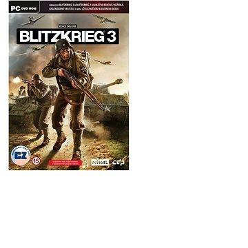 Blitzkrieg 3 Deluxe Edice (8592720123098)