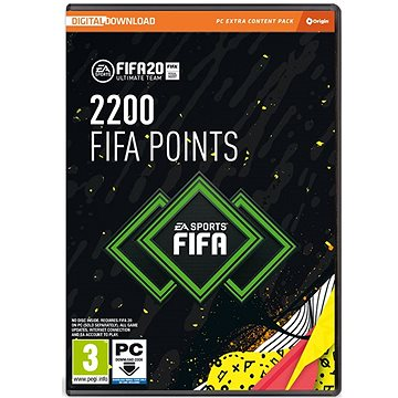 FIFA 20 - 2200 FUT POINTS (1078938)