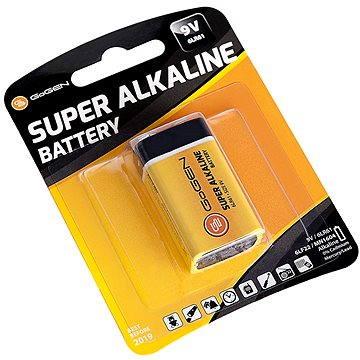 Gogen 9V Super Alkaline 1 (GOG9VALKALINE1)