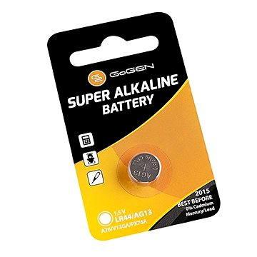 Gogen LR44 Super Alkaline1 - 1ks (GOGLR44ALKALINE1)