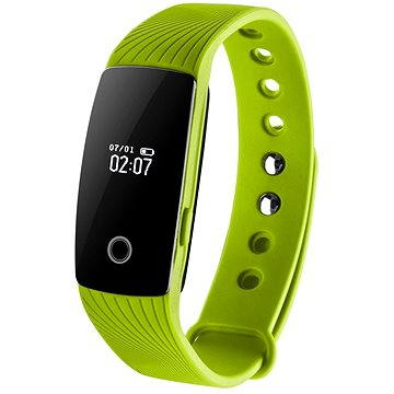 Fitness náramek Gogen SB 102 G zelený (GOGSB102G) + ZDARMA Digitální předplatné Běhej.com časopisy - Aktuální vydání od ALZY