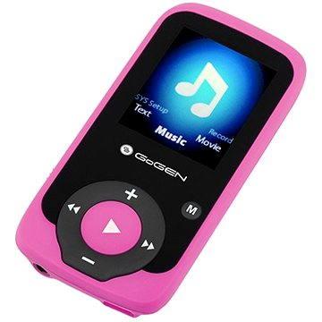 Gogen Maxipes Fík MAXI MP3 P růžová (GOGMAXIMP3P)