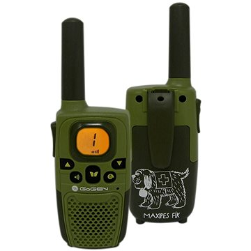 Gogen Maxi vysílačky zelené (GOGMAXIVYSILACKY)