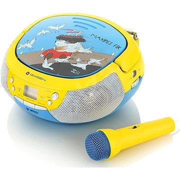 Gogen Maxi přehrávač B modro-žlutý (GOGMAXIPREHRAVACB)