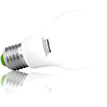 Whitenergy SMD2835 A60 E27 6W - bílá mléčná (10138)