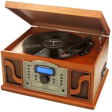 Ricatech RMC250 6 in 1 Paprika Wood + album ADELE na vinylu ZDARMA (8592131175457)