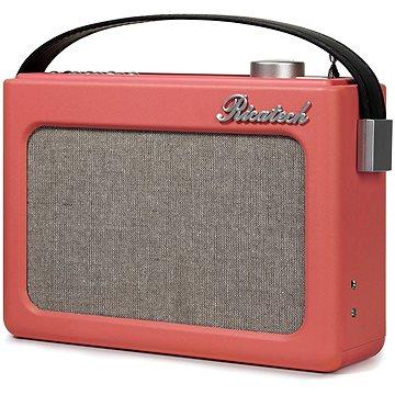Přenosné rádio Ricatech PR78 Emmeline Salmon Pink (PR78 Pink)