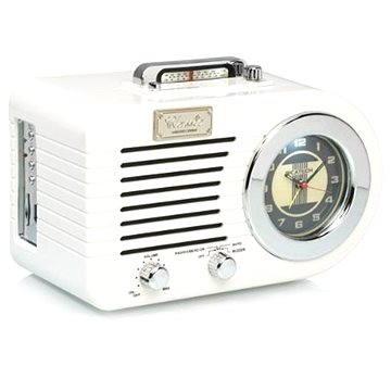 Ricatech PR220 Nostalgic Radio Off White (PR220 White)