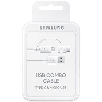 Samsung Combo cable bílý (EP-DG930DWEGWW)