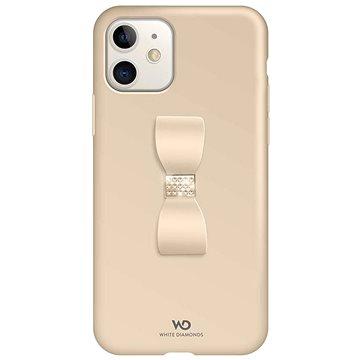 White Diamonds Bow Case pro Apple iPhone 11 - zlaté (WD1410BOW3)