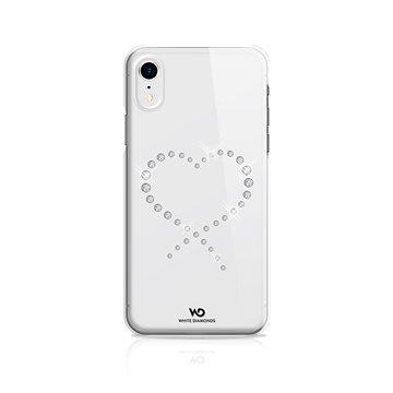 White Diamonds Eternity Crystal Case pro Apple iPhone XR - průhledné (WD1380ETY5)