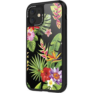 White Diamonds Tough Jungle Case pro Apple iPhone 11 - květiny (WD1410JUN22)