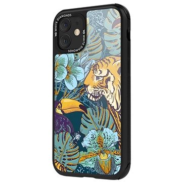 White Diamonds Tough Jungle Case pro Apple iPhone 11 - tygr (WD1410JUN17)
