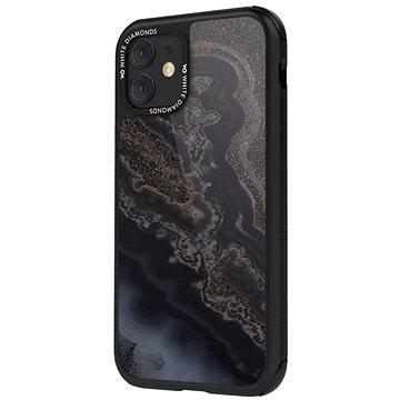 White Diamonds Tough Mineral Case pro Apple iPhone 11 černé (WD1410TMN6)
