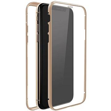 White Diamonds 360° Glass Case pro Apple iPhone 11 - zlaté (WD1410TGC3)
