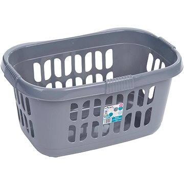 Koš na prádlo Wham Koš prádelní 71l stříbrný 10088 (42000069)