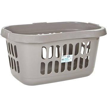 Koš na prádlo Wham Koš prádelní 71l kávový 17480 (42002254)