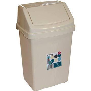 Odpadkový koš Wham Koš odpadkový 25l béžový 11935 (42000044)
