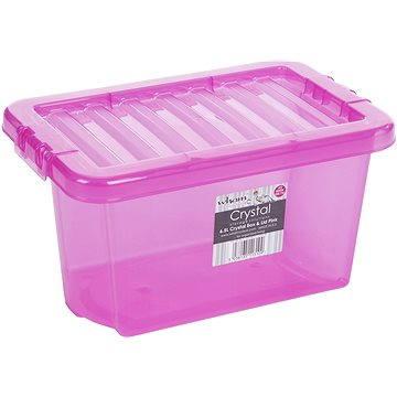 Wham Box s víkem 6,5l růžová 12312 (42000012)