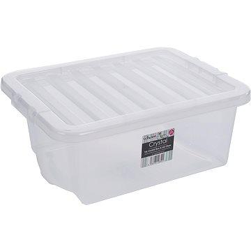 Wham Box s víkem 16l bílá 10850 (42000013)