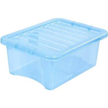 Wham Box s víkem 16l modrá 10853 (42000014)