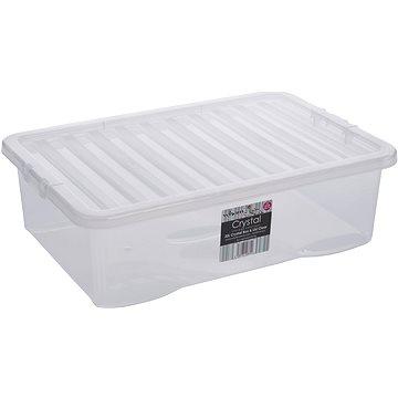 Wham Box s víkem 24l bílá 10860 (42000025)