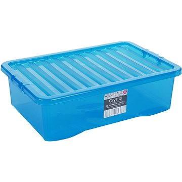 Wham Box s víkem 32l modrá 10863 (42000026)