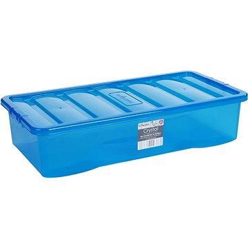 Wham Box s víkem 42l modrá 11313 (42000029)
