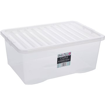 Wham Box s víkem 45l bílá 10870 (42000031)